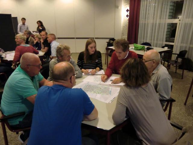 De gemeente heeft plannen met Klapwijk!