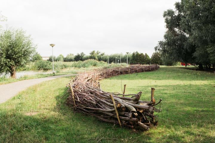 Stobbewal ter bevordering van de ecologie