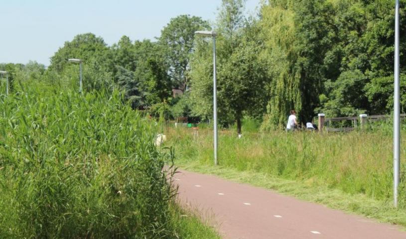 Versterk het wandel- en fietsnetwerk