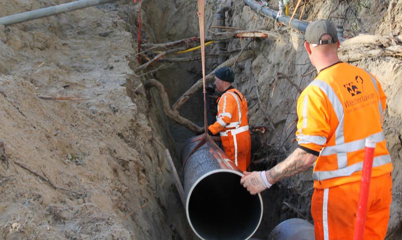 Toekomstbestendige ondergrondse infrastructuur